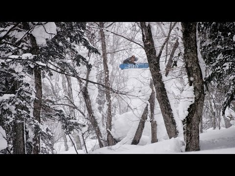 Snowboarding Japan Pillow Lines w/ Gigi Ruff & Friends   Stronger Sessions Ep 2