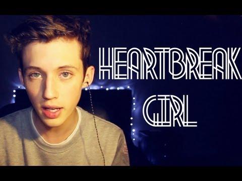 Heartbreak Girl - 5 Seconds Of Summer (Cover) - Troye Sivan