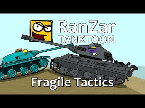 Tanktoon: Fragile Tactics