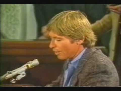 John Denver at PMRC Hearings