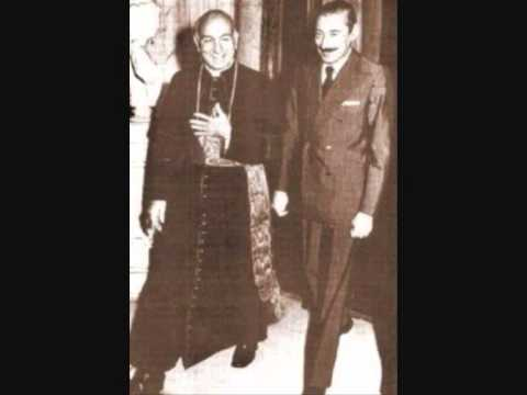 Pope Francis Argentina Junta of Videla & Viola AND Margaret Thatcher Death