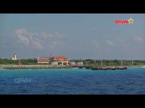 Những hình ảnh mới nhất về Trường Sa - Full phần 2:  Đảo Trường Sa lớn
