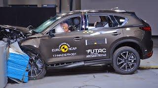 Mazda CX-5 (2017) Crash Test. YouCar Car Reviews.