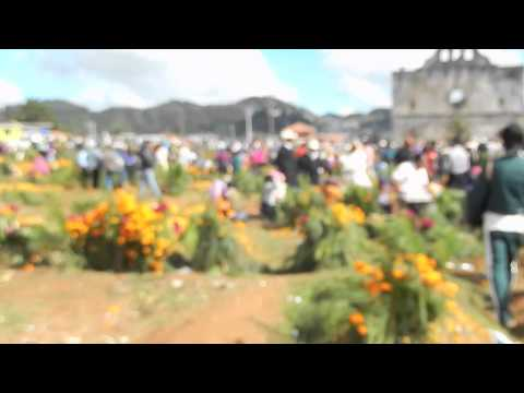 Dia de los Muertos in San Juan Chamula, Chiapas