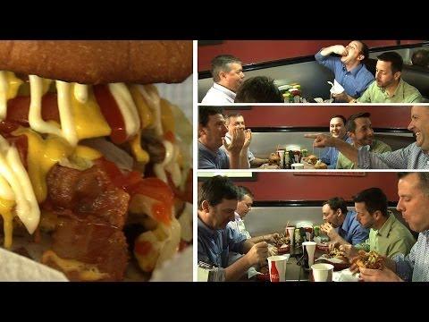 Columnist Scott Maxwell takes on Beth's Burger Bar challenge