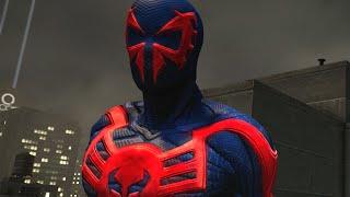THE AMAZING SPIDER-MAN 2 VIDEOGAME SPIDER-MAN 2099