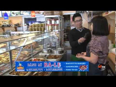Banh Mi Ba Le Boston