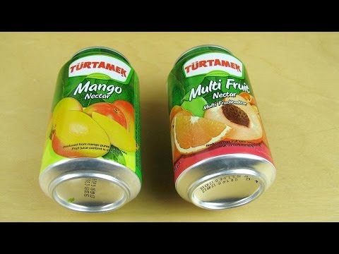 Türtamek Juice Drink [Mango & Multi Fruit]
