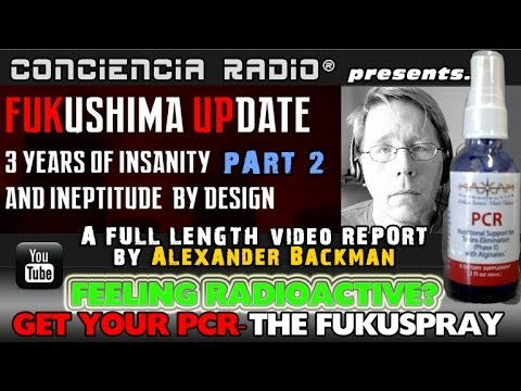 FUKUSHIMA UPDATE -3RD ANNIVERSARY EDITION - PART 2- FUKUSHIMA SOLUTIONS -ALEXANDER BACKMAN