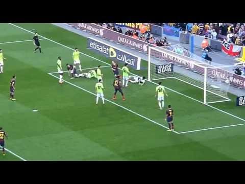 Los 10 mejores goles de Messi Temporada 2013 - 2014 FC BARCELONA