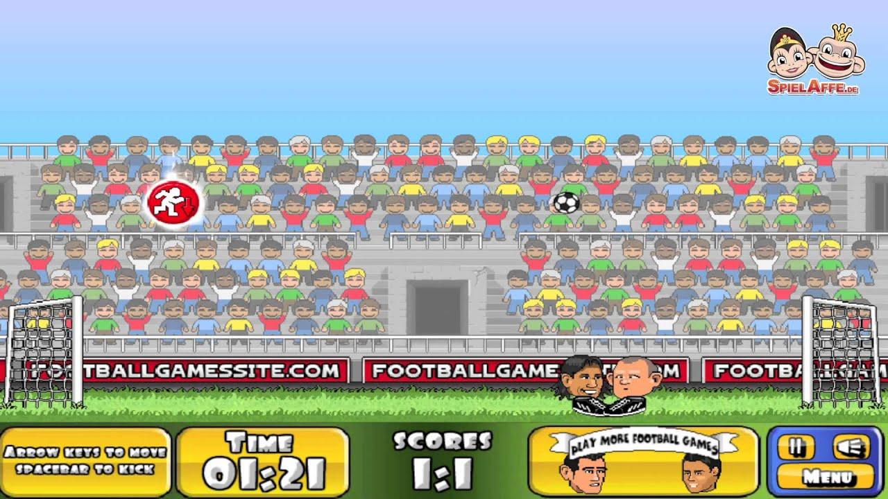 spielaffe fussball