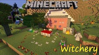 Minecraft 1.6.4 Witchery Mod / Español