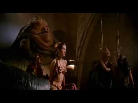 return of the jedi princess leia bikini. quot;Return of the Jediquot; Slave