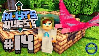 """Minecraft Ali-A's Quest #14 """"CAPTURING NEW PET!"""""""