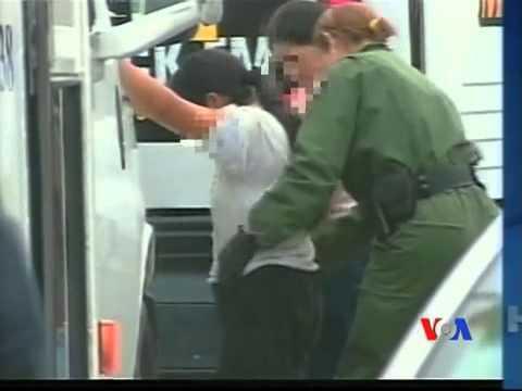 Nga, Trung Quốc tụt hạng trong báo cáo về nạn buôn người