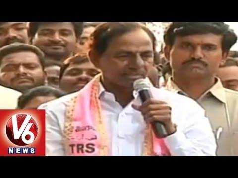 KCR's Counter To Jairam Ramesh Statements