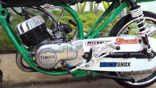 Rs100 Yamaha Modified