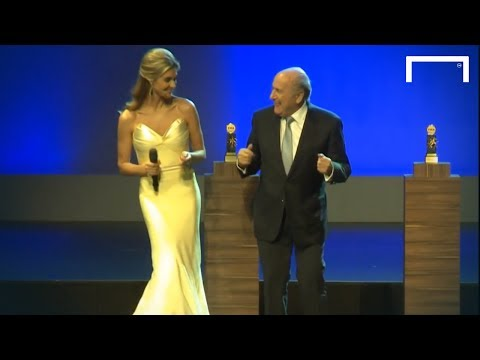 Awkward Dancing - Sepp Blatter
