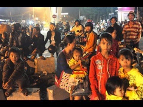 Động đất 4,7 độ richter ở tại Quảng Nam
