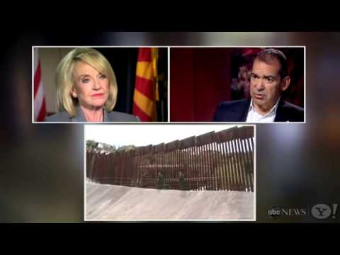 Arizona Gov. Brewer Refuses to Stop Using Term