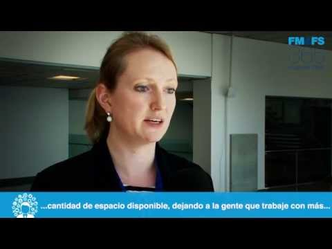 FM&FS - Entrevista a Celia Donne, VP Global Operation en Regus.