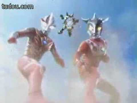 Ultraman 40 Years mix MV, a very very exciting mixtion and including all Utramans