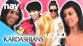Kourtney The Queen's Best Moments   Keeping Up With The Kardashians