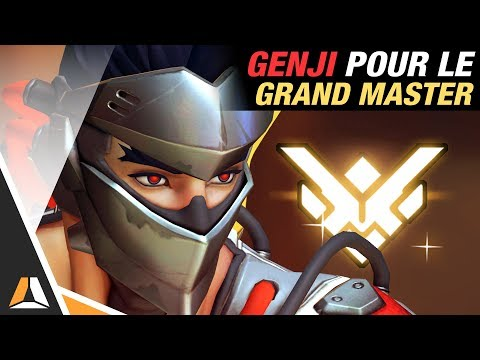On tente le Genji pour le Grand Master ! ► Duo avec Troma - Overwatch