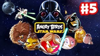 Angry Birds Star Wars Gameplay Walkthrough Part 5
