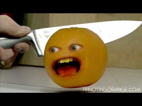 The Annoying Orange Dies -VhkQ90QdO_c