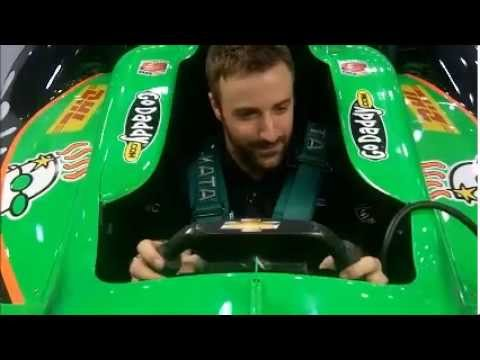 Behind the Scenes: James Hinchcliffe's Commercial Shoot