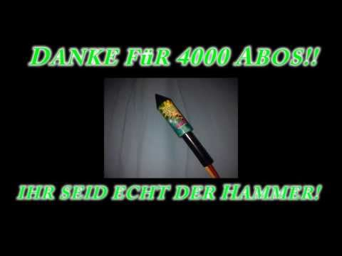 InfoVideo |  Kleines Special 4000 Abos :D OUTTAKES! | FULL HD | Deutsch