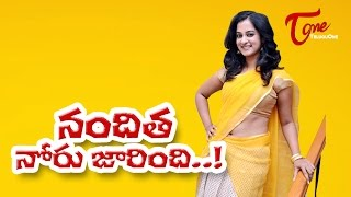 Nanditha's Tongue Slip on Heroes