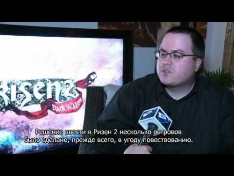 GameTrailers.com - интервью с Daniel Oberlerchner (doberlec)