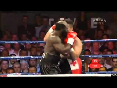 Kimbo Slice vs Shane Tilyard January 2013