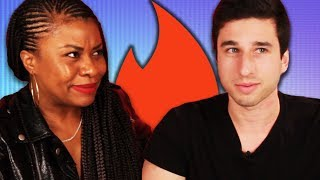Parents Read Their Sons' Tinder Messages