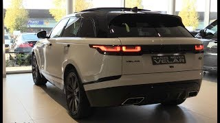 RANGE ROVER VELAR 2018 | 120.000 Euro - Test Drive, In Depth Review Interior Exterior
