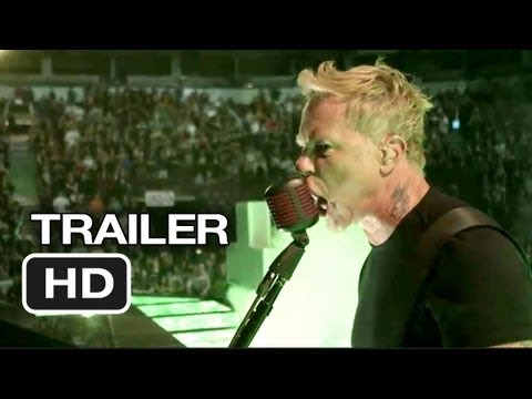 Metallica Through The Never 3D Official Trailer #1 (2013) - Metallica Movie HD