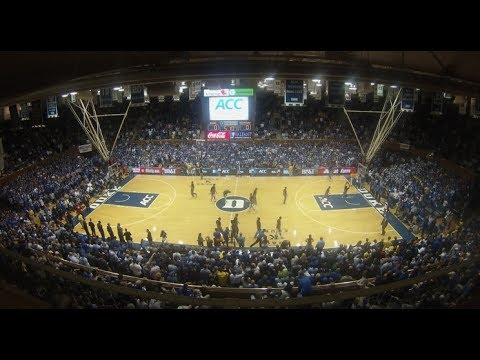Duke/Michigan Time Lapse