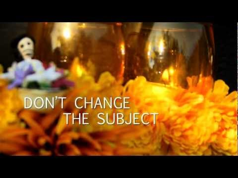 Don't Change the Subject (suicide) - Official Preview