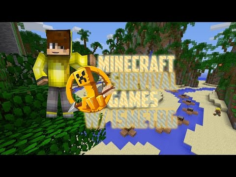 Minecraft : Survival Games # Bölüm 138 # AHHH!