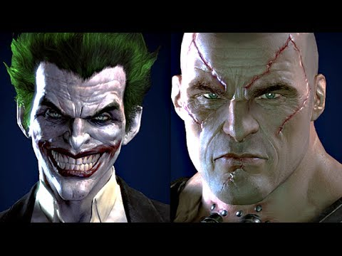 BATMAN Vs. BANE REDUX Ending / Final Boss Fight Cutscene END - Batman Arkham Origins, sds
