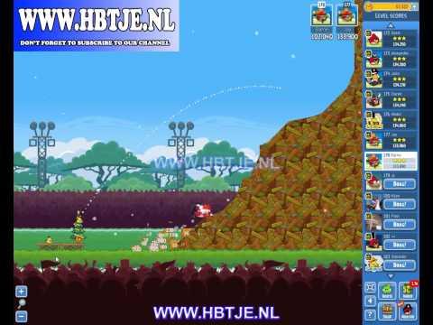 Angry Birds Friends Tournament Week 95 Level 4 high score 136k (tournament 4)