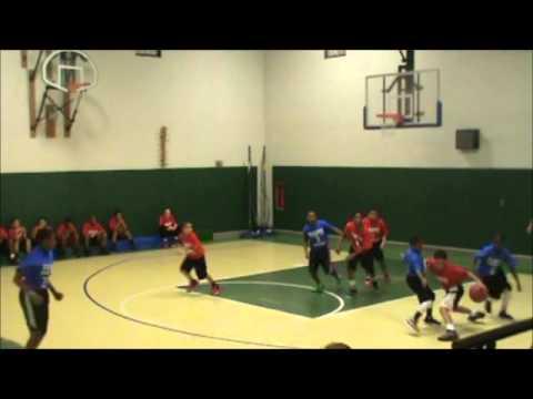Plouffe Academy vs Davis Game 2