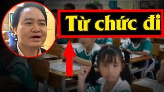 Siêu hốt: Sinh viên học sinh viết thư đề nghị BT Phùng Xuân Nhạ từ chức vì phát biểu ngơ ngơ