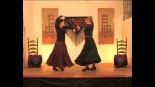 Aprende a bailar sevillanas. Parte 26