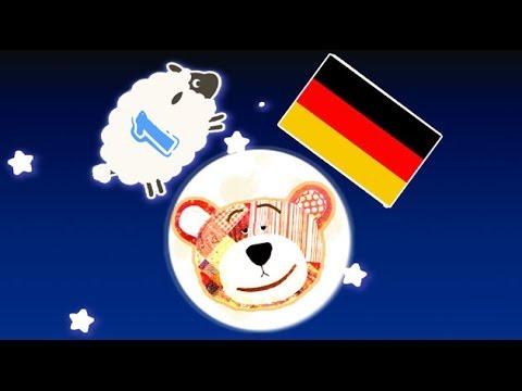 Berceuse pour les bébés - Apprendre les chiffres en allemand - sommeil de votre bébé