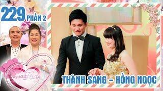 Hồng Vân 'tá hỏa' với cô vợ nửa đêm đánh chồng vì 'MỘNG GHEN' | Thành Sang - Hồng Ngọc | VCS #229 😱