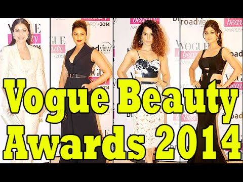 Vogue Beauty Awards 2014: Bollywood ladies look alluring at the red carpet