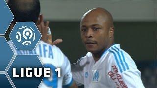 Goal André AYEW (4') - Olympique de Marseille-AC Ajaccio (3-1) - 04/04/14 - (OM-ACA)